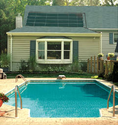 Pool Supply Solar Heaters